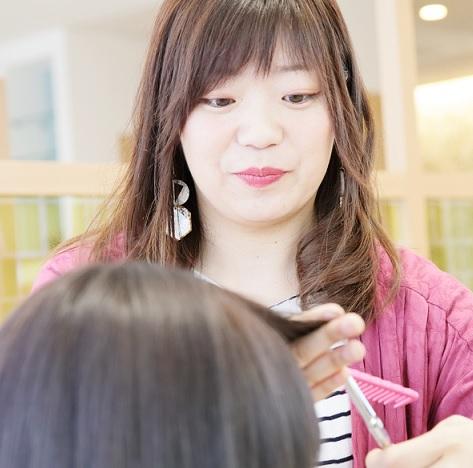高柳 咲子 中途入社4年目