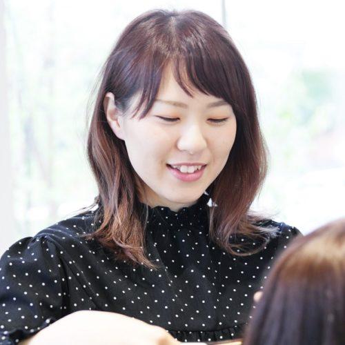 大谷 千絢 新卒入社2年目